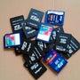 SDカードのデータ保…