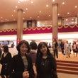 NHKホールが、フラ…