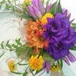 和花も可愛らしい雰囲…