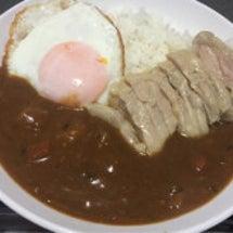 朝カレー( ´ ▽ …