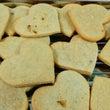 手作りの米粉クッキー…