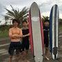 サーフィンスクール受…