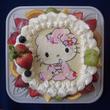 イラストケーキ【ハロ…