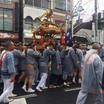 代々木八幡の祭