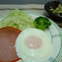9/21(水)の朝食…