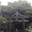 突然急に日枝神社にい…