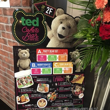 ☆『ted cafe…