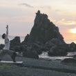 和歌山の大自然で撮影…