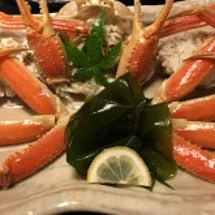 蟹食べに行こう~