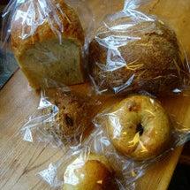 KARUNAのパン、…