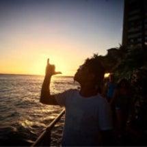 ハワイに行ってました…