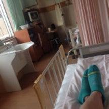 治療入院スタート
