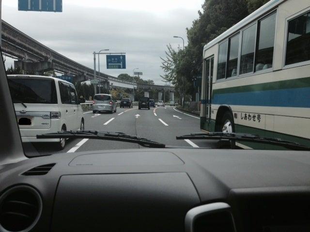 万博公園 北大阪ペーパードライバー