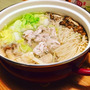 水炊き鍋☆