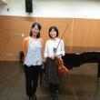 ヴァイオリンの先生と