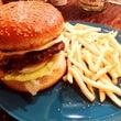 またハンバーガー♡