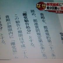 東京自民党は弱い者い…