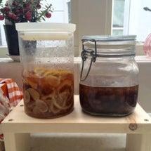 天然酵母用棚DIY