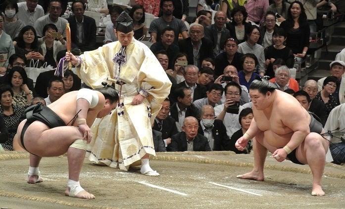 大相撲九月場所十三日目 日馬富士vs豪栄道2