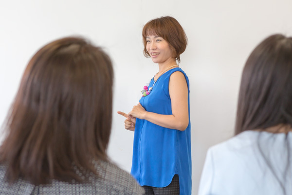 天職セミナー講師梅田幸子