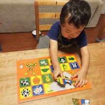 ☆魔の2歳児とパズル…