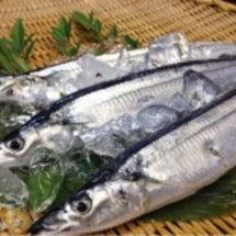 秋刀魚の燻製つけ麺