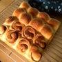 2種類のちぎりパン