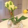花をひと手間かけて飾…
