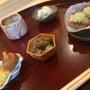 大阪にて懐石料理 清…