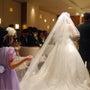 元同期の結婚式♡