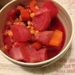 赤いスープ