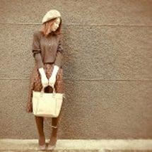 特別なスカートでパリ…