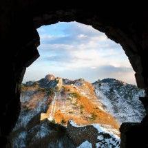 【画像】 万里の長城…