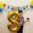 8歳のお誕生日☆