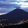 富士山初冠雪 201…