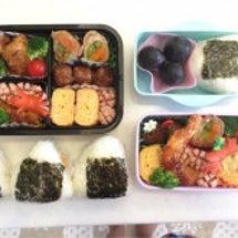 お弁当(^O^☆♪