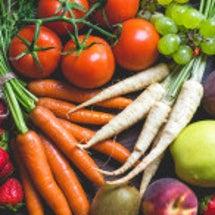 生野菜と加熱野菜 摂…