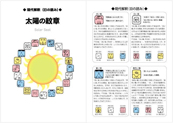 太陽の紋章(あすわ解釈)ページ