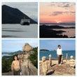 主人と二人で小豆島へ…