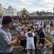 鴨居杉山神社祭禮神輿…