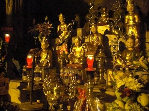 ベトナム 香寺 仏教