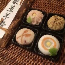 和菓子に惹かれる秋