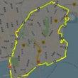 今日は13km。プー…