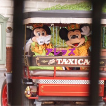 香港ディズニー 9月…