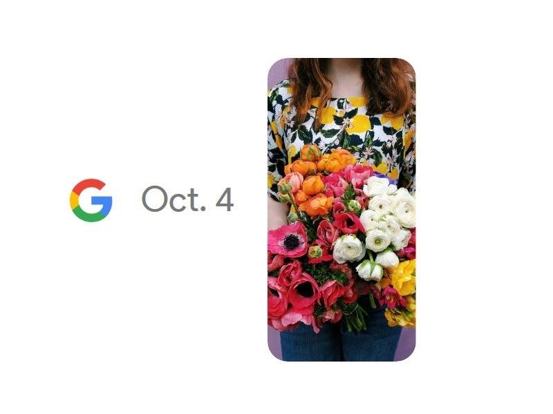 10月4日 Google予告