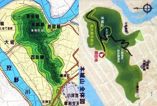 【写1】戸倉城