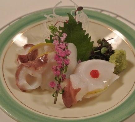 西麻布いちのや 蛸湯引き