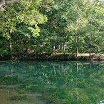 富良野の「青い池(沼…