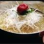 冷麺の勢いが…