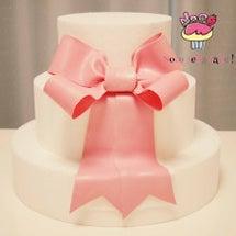 結婚式の生ケーキデザ…